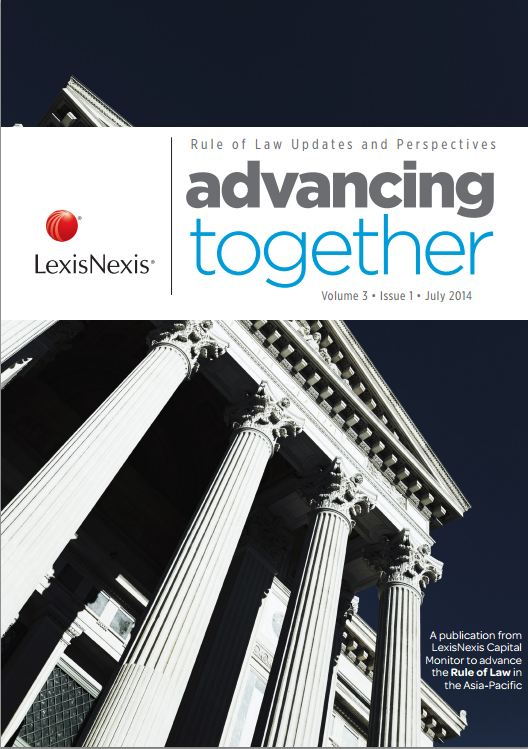 Rule of Law - July 2014 | LexisNexis Asia-Pacific