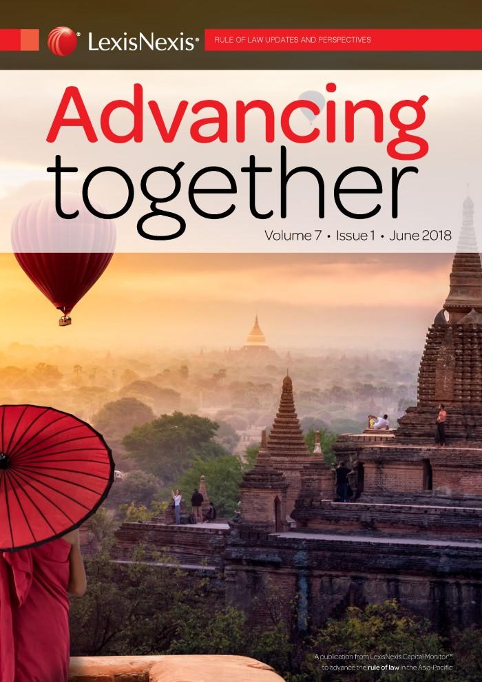 Advancing Together: June 2018